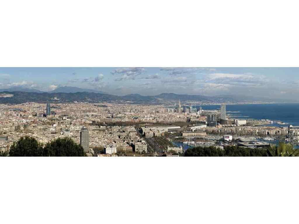 Barcelona | Vista des de Montjuïc